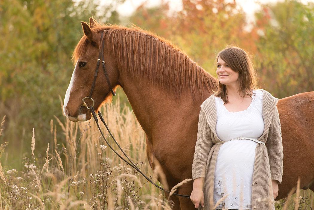 Braunschweig-Fotograf-Pferd-Schwangerschaft
