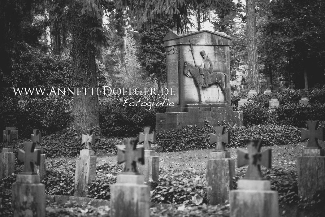 Der Ehrenfriedhof