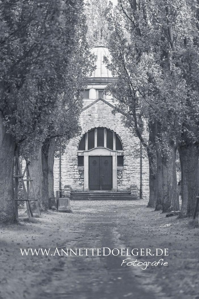 Die jüdische Friedhofskapelle