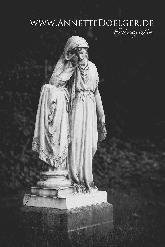 Auf dem Braunschweiger Hauptfriedhof