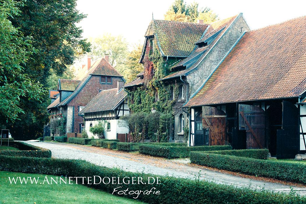 Braunschweig-Riddagshausen Klostergang