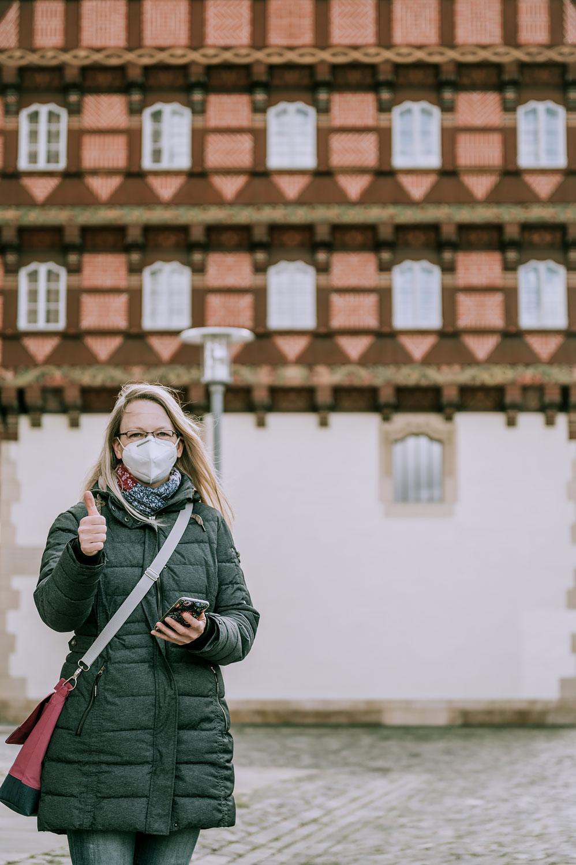 Corona Schnelltest Braunschweig Innenstadt Alte Waage