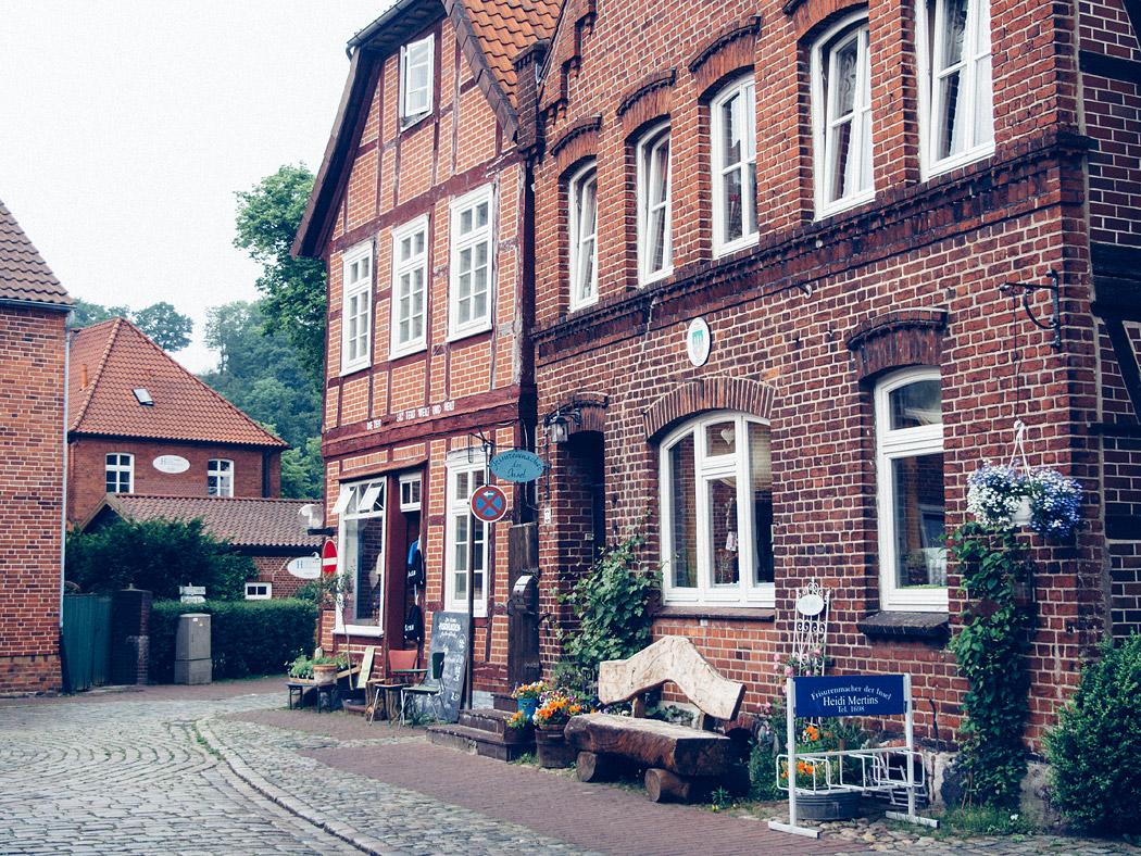 In der Altstadt, Hitzacker