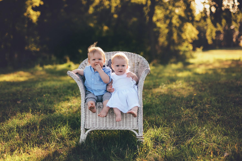 Familienfotografie in der Natur von der Braunschweiger Fotografin Annette Doelger