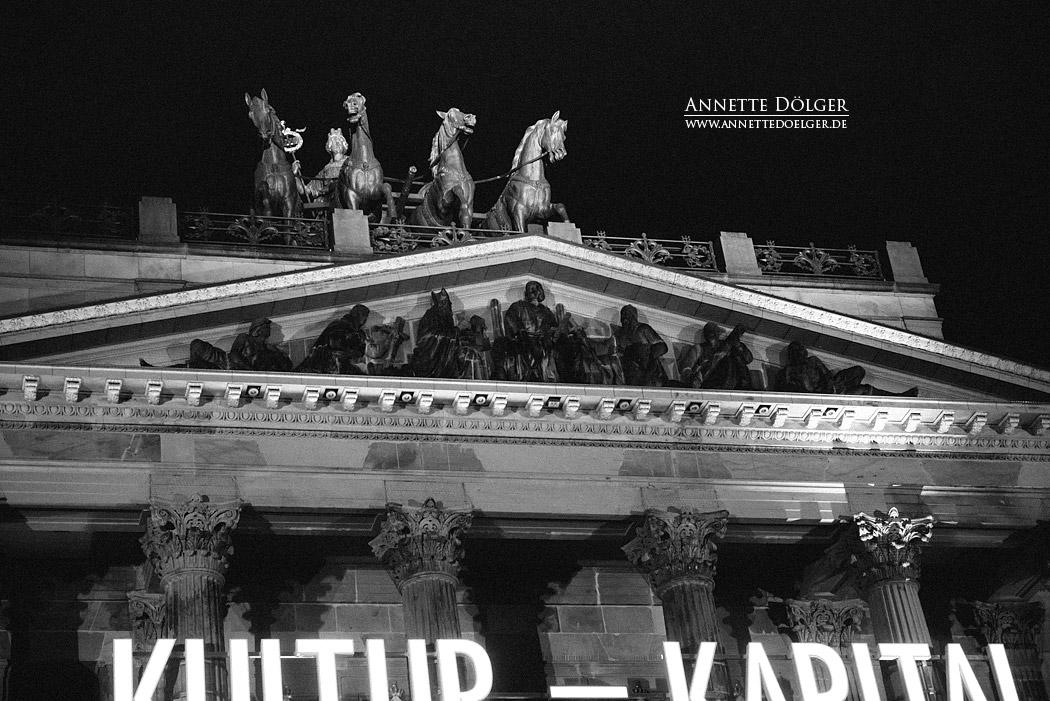Kultur = Kapital, Künstler Alfredo Jaar